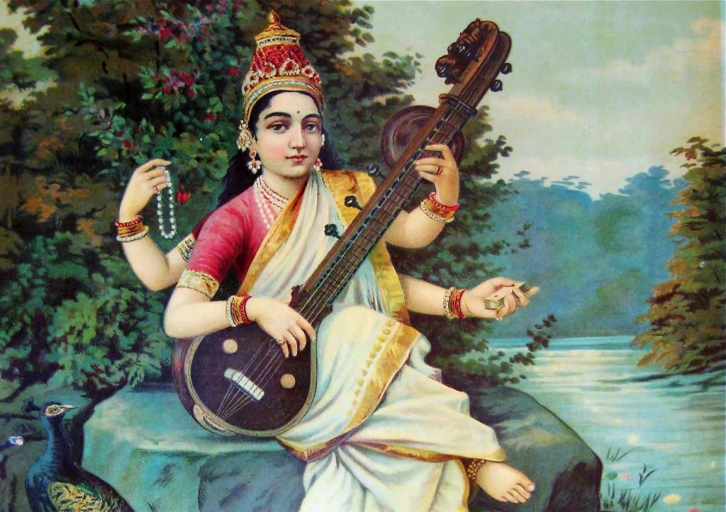 "SYV photo 2-Sarasvati-above ""The Lowdown""Saraswati"
