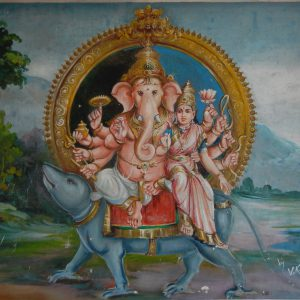 Ganesh from Swamimalai Temple – Version 2
